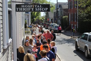Hospital Thrift Shop opening 2015 1