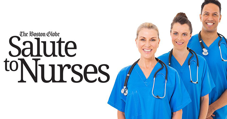 salute to nurses blog