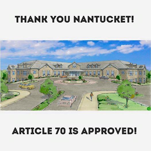 thank you Nantucket