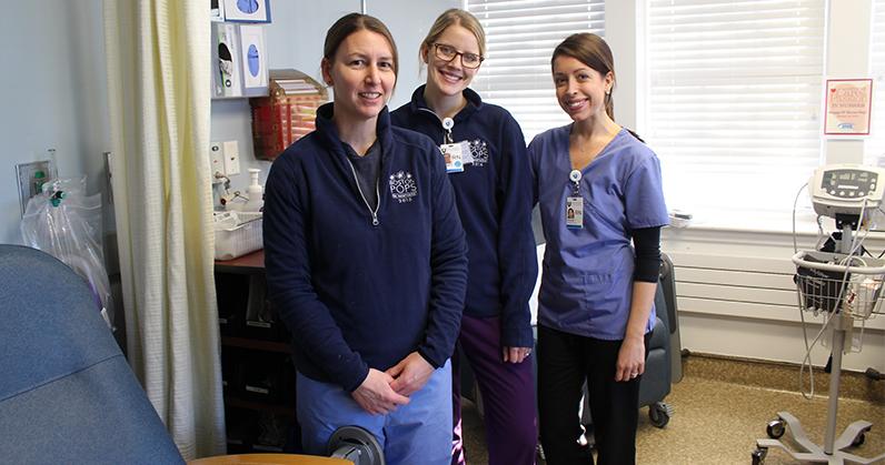 IV nurses day photo blog
